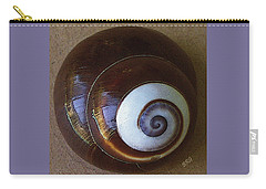 Seashells Spectacular No 26 Carry-all Pouch by Ben and Raisa Gertsberg