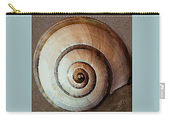 Carry-all Pouch featuring the photograph Seashells Spectacular No 34 by Ben and Raisa Gertsberg