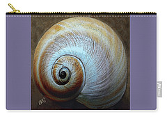 Seashells Spectacular No 36 Carry-all Pouch by Ben and Raisa Gertsberg