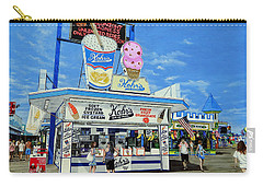 Seaside Memories Carry-all Pouch
