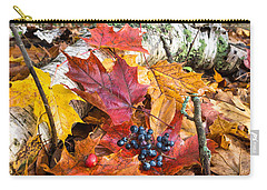 Season Finale  Carry-all Pouch by Bill Pevlor