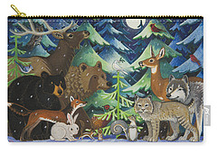 Spirit Of Peace Carry-all Pouch