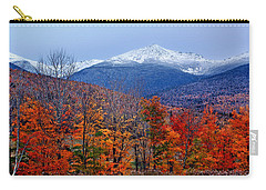 Seasons' Shift #2 - Mount Washington - White Mountains Carry-all Pouch