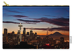 Seattle Sunrise Carry-all Pouch