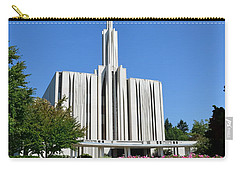 Seattle Temple Carry-all Pouch
