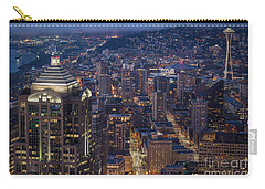 Seattle Urban Details Carry-all Pouch
