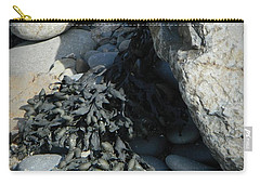 Seaweed And Rocks  Carry-all Pouch