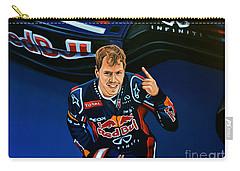 Sebastian Vettel Carry-all Pouch