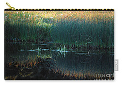 Sedges At Sunset Carry-all Pouch
