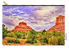 Sedona Arizona Bell Rock Vortex Carry-all Pouch
