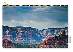 Sedona Arizona Panorama Carry-all Pouch