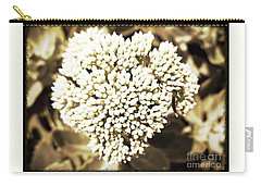 Sedum In The Heart Carry-all Pouch