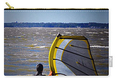 See Ya Roun Carry-all Pouch by Robert McCubbin