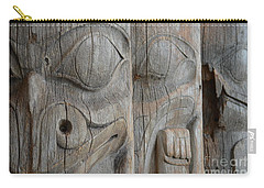 Seeing Through The Centuries Carry-all Pouch by Brian Boyle