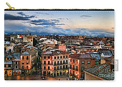 Segovia Nights In Spain By Diana Sainz Carry-all Pouch