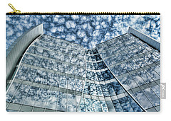 Carry-all Pouch featuring the photograph Seidman Cancer Center - Cleveland Ohio - 1 by Mark Madere