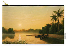 Seminole Sunset Carry-all Pouch