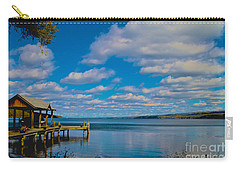Seneca Lake At Glenora Point Carry-all Pouch