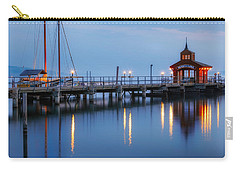 Seneca Lake Carry-all Pouch by Bill Wakeley