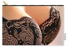 Sensual Lace Carry-all Pouch