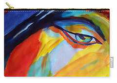 Carry-all Pouch featuring the painting Sentiment by Helena Wierzbicki