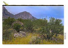 September Oasis No.1 Carry-all Pouch by Mark Myhaver