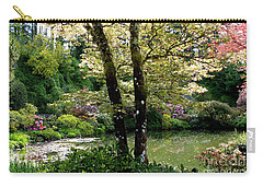 Serene Garden Retreat Carry-all Pouch