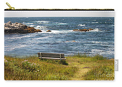 Serenity Bench Carry-all Pouch