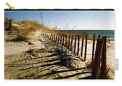Dune Carry-all Pouch by Iconic Images Art Gallery David Pucciarelli