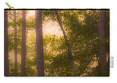 Serenity In The Forest Carry-all Pouch