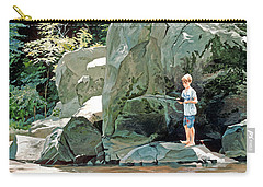 Serious Fishin' Carry-all Pouch