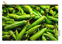 Serrano Peppers Carry-all Pouch