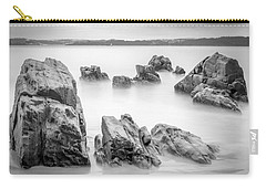 Carry-all Pouch featuring the photograph Seselle Beach Galicia Spain by Pablo Avanzini