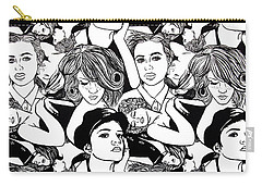 Seven Beauties Carry-all Pouch
