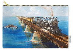 Railway Locomotive Carry-all Pouches