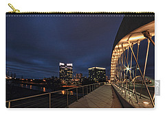 Seventh Avenue Bridge Fort Worth Carry-all Pouch
