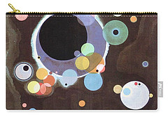 Several Circles Carry-all Pouch by Pg Reproductions