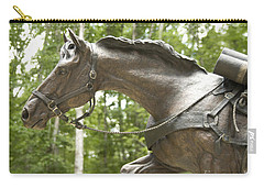 Sgt Reckless Carry-all Pouch