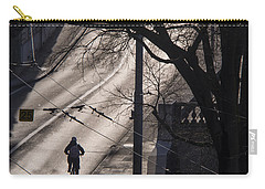 Shadow And Light Carry-all Pouch by Muhie Kanawati