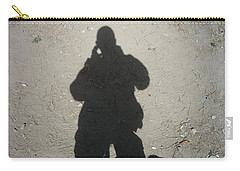 Shadow In Afghanistan  Carry-all Pouch