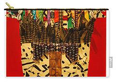 Shaka Zulu Carry-all Pouch by Apanaki Temitayo M