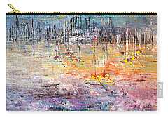 Shallow Water - Sold Carry-all Pouch by George Riney