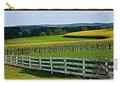 Shapely Cornfield 2 Carry-all Pouch