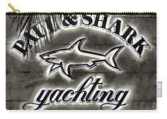 Shark Sign Carry-all Pouch