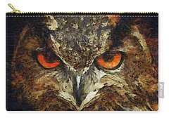 Sharpie Owl Carry-all Pouch