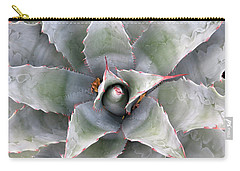 Sharply Circular Carry-all Pouch by Laurel Powell