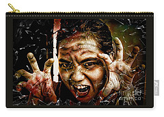 Shattering Horror Carry-all Pouch