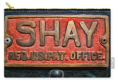 Shay Builders Plate Carry-all Pouch