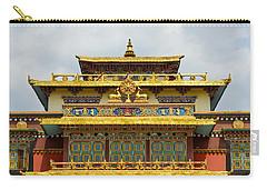 Shechen Monastery In Kathmandu Carry-all Pouch