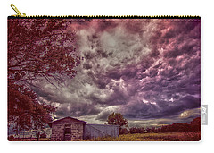 Shed Against The Storm Carry-all Pouch